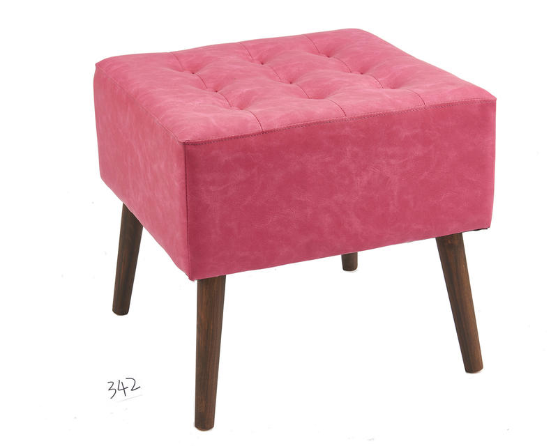 Pink Soft Stool Wholesale
