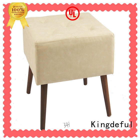 Kingdeful round footstool with storage directly sale for bar