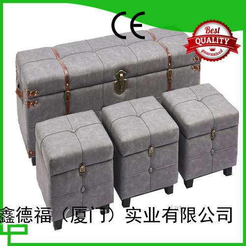 mini storage cube stool customized for bar