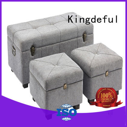 small size small footstool with storage series for bar