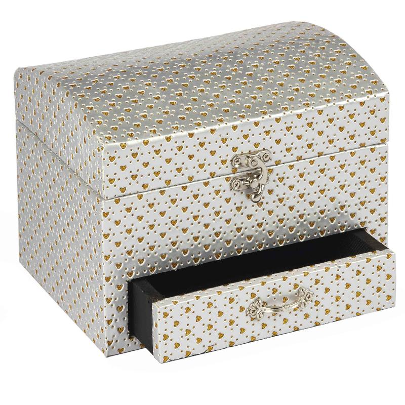 Sliver Jewelry Storage Boxes Wholesale