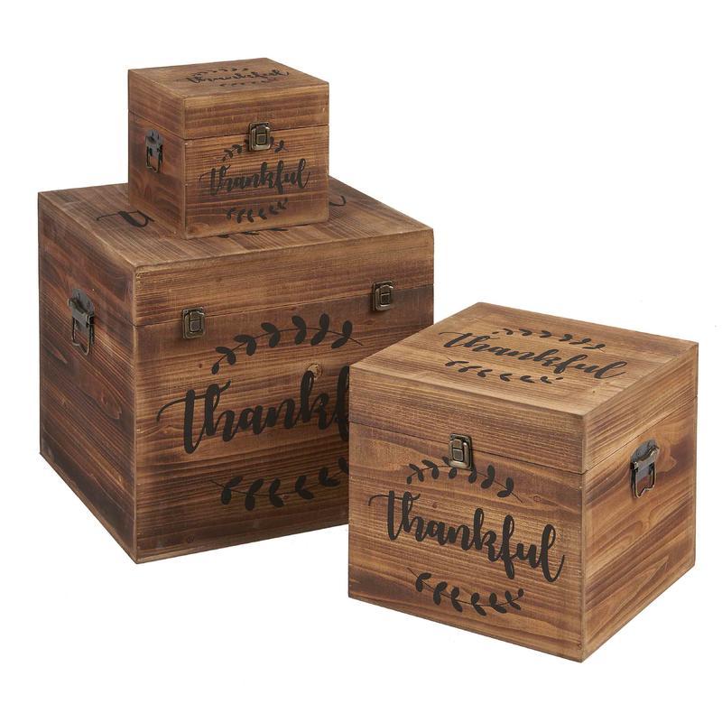 Rural Wooden Trunk Wholesale