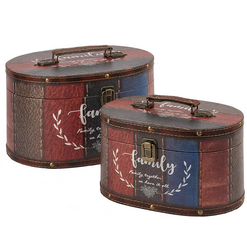 Mini Storage Suitcase Set Wholesale