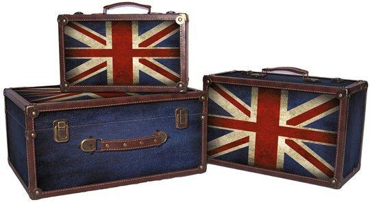 Antique Suitcases 005