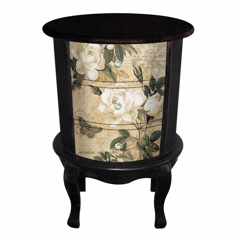 Antique Bedside Tables SJ07765