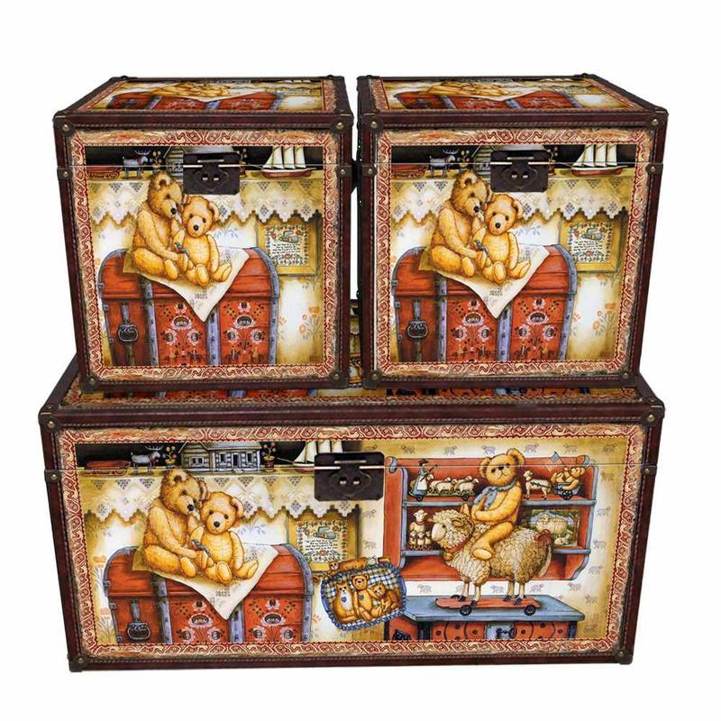 Storage Chest Trunk NT13341