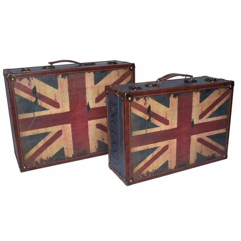 Vintage Suitcase SJ07943