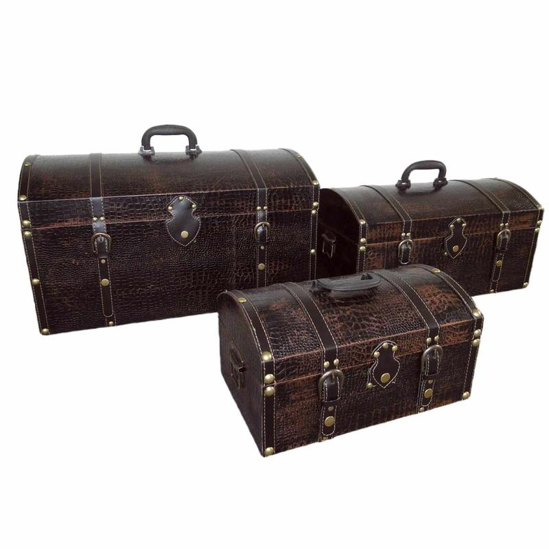 Antique Suitcases NT13202