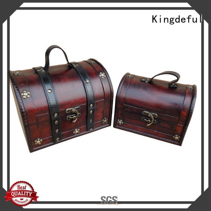 classic suitcase boxes for trip Kingdeful