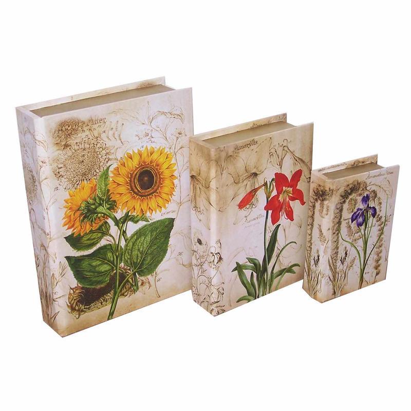 Decorative Book Box SJ07336