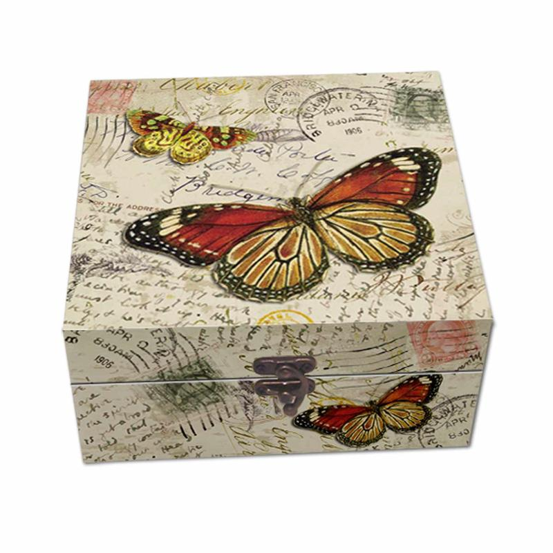 Patterned Storage Boxes NT13434