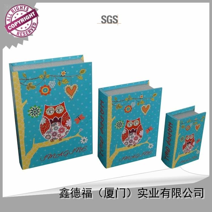 small old book box manufacturer for kids
