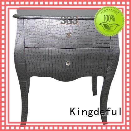 Kingdeful silver vintage furniture for sale factory for hotel