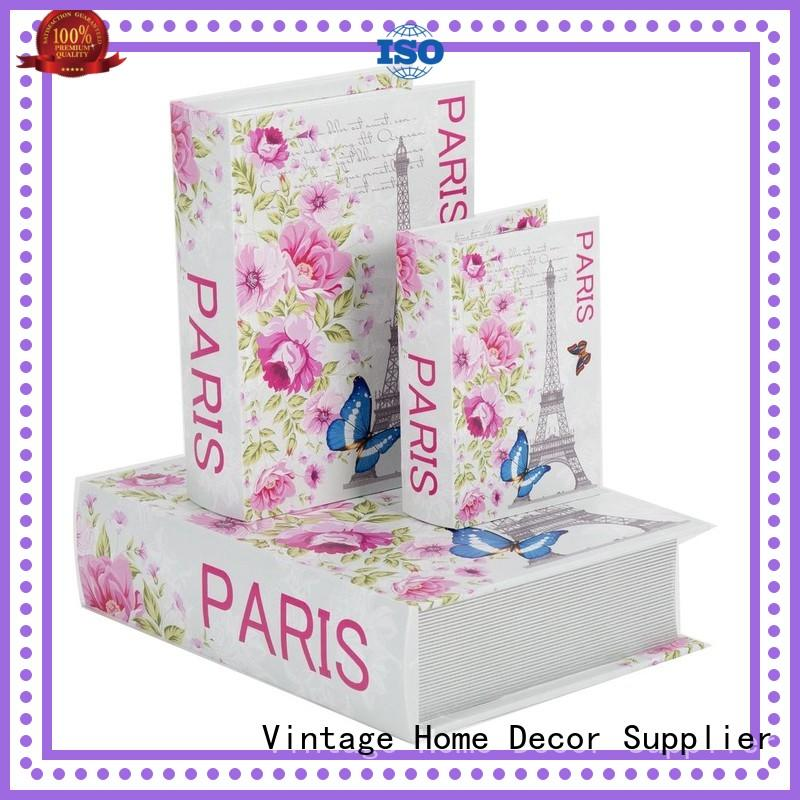 small book storage boxes manufacturer for library