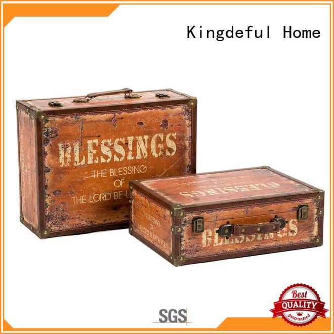 Vintage Style Suitcases SJ14349