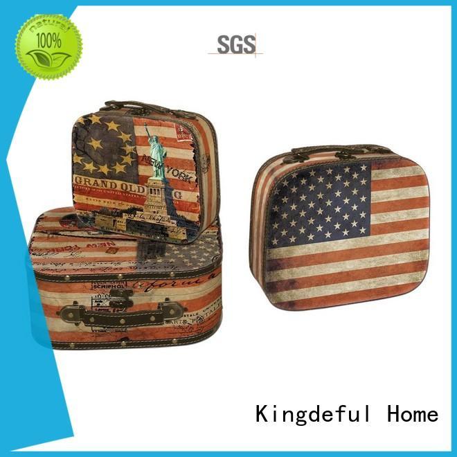 Vintage Style Suitcase HT032
