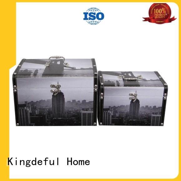 Black and White Storage Boxes SJ07489