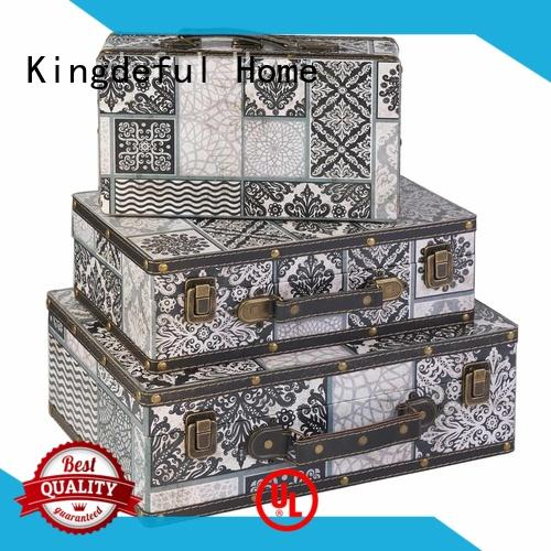 Patterned Suitcases SJ15402