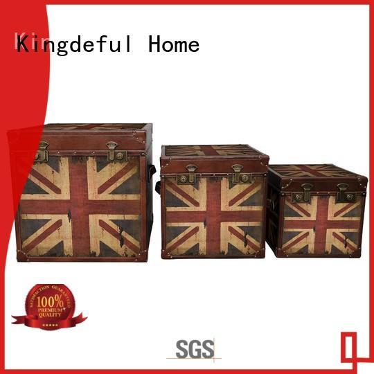 Square Storage Trunk KD334