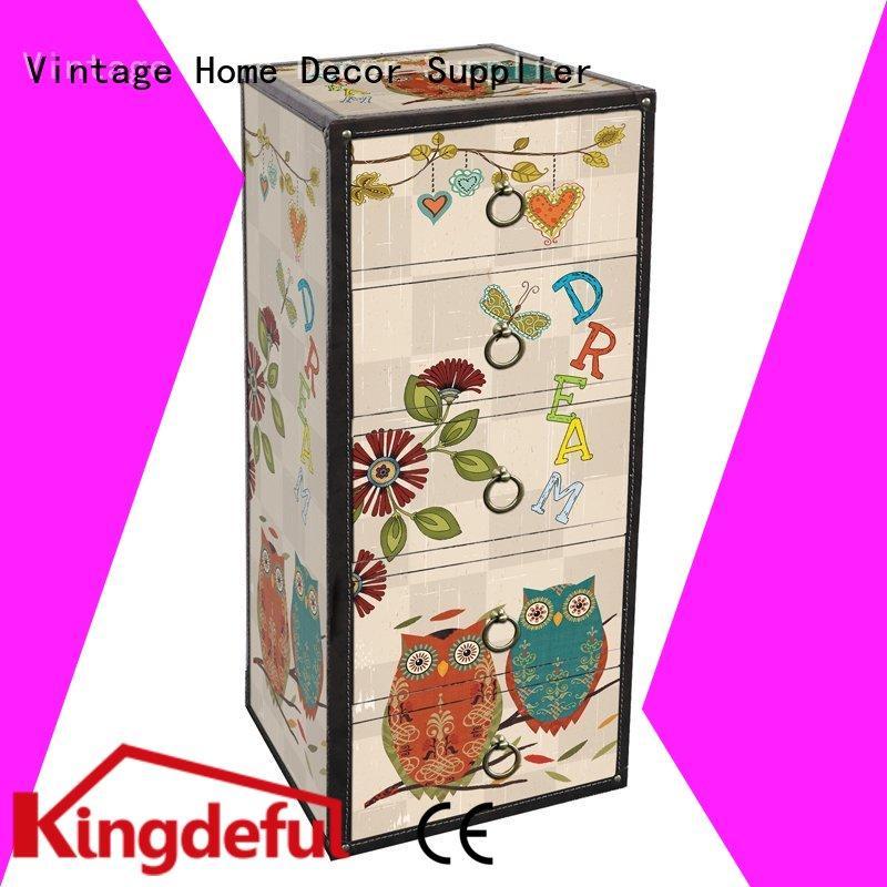 Decorative Bedside Drawer KD373