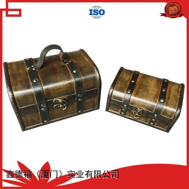 artificial wooden wine boxes supplier for home