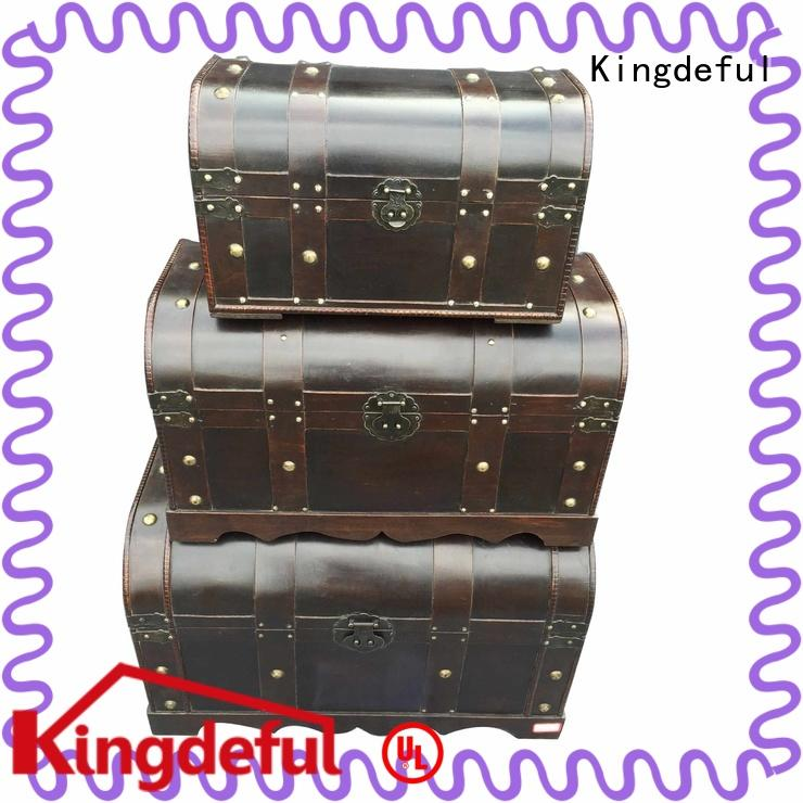 certificated vintage trunk with good price for home