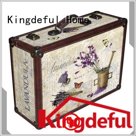 Kingdeful old suitcase inquire now for business