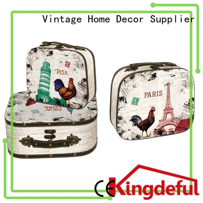 shaped classic suitcase with good price for business