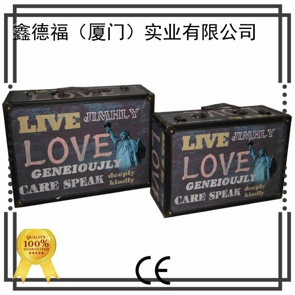 mini cheap vintage suitcase with good price for trip