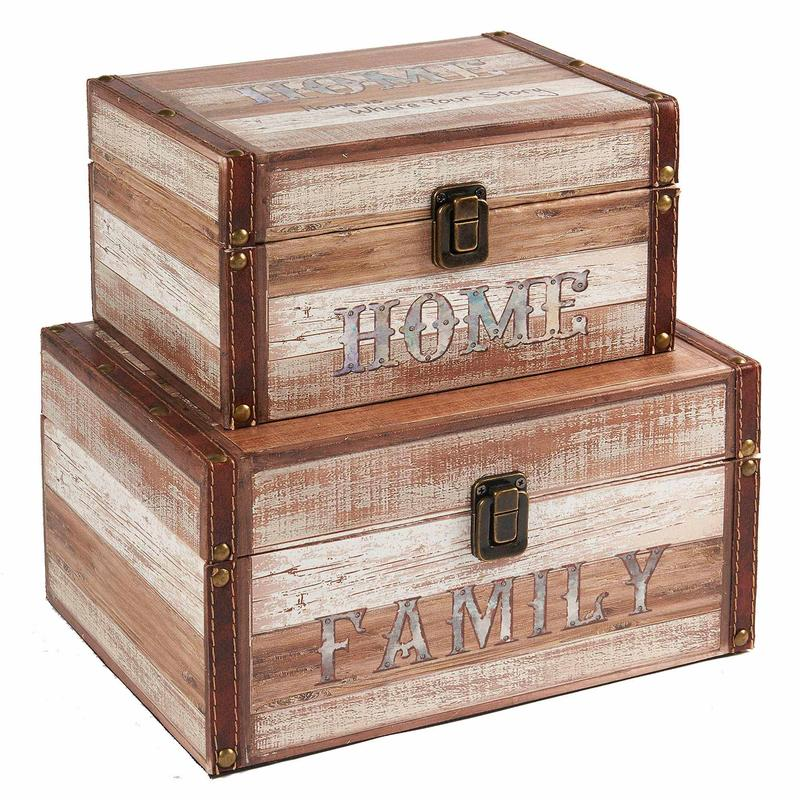 Handmade Wooden Boxes Wholesale SJ16466