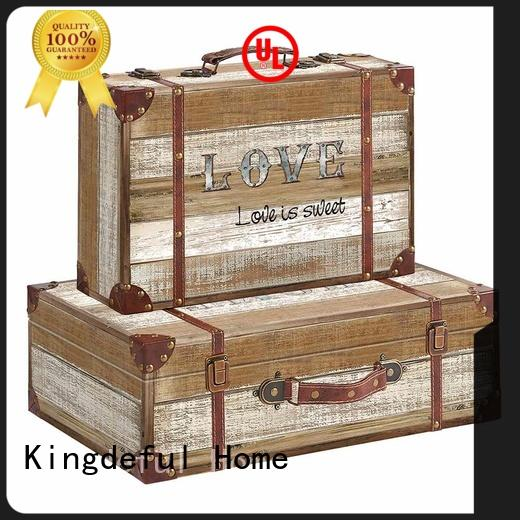 Kingdeful vintage old luggage inquire now for travel