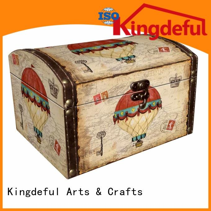 Decorative Boxes Suppliers accent plain Kingdeful Brand company