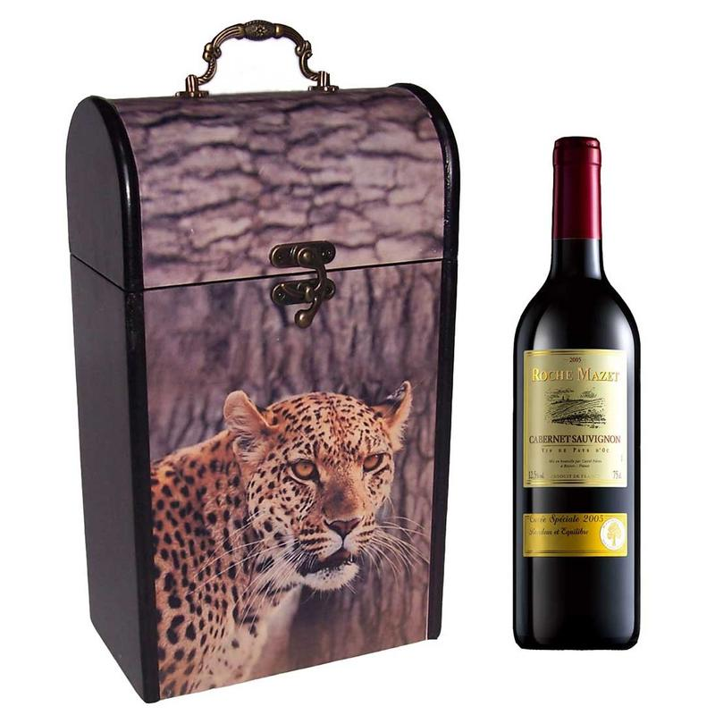Wine Bottle Gift Box Wholesale Manufacturer